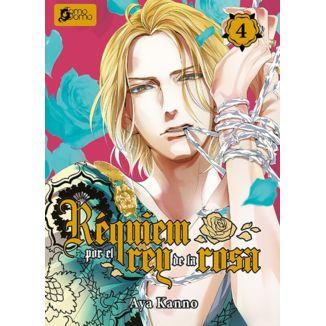Réquiem Por El Rey De La Rosa #04 Manga Oficial Tomodomo