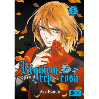 Réquiem Por El Rey De La Rosa #05 Manga Oficial Tomodomo (spanish)