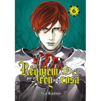 Réquiem Por El Rey De La Rosa #06 Manga Oficial Tomodomo (spanish)