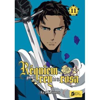 Réquiem Por El Rey De La Rosa #11 Manga Oficial Tomodomo