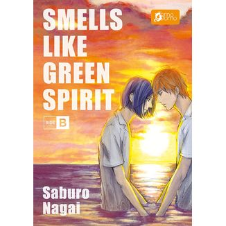 Smells Like Green Spirit Side B Manga Oficial Tomodomo (spanish)