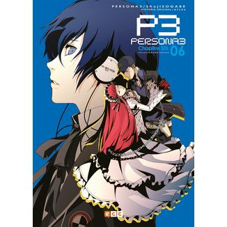 Persona 3 #06 Manga Oficial ECC Ediciones