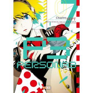 Persona 3 #07 (spanish) Manga Oficial ECC Ediciones