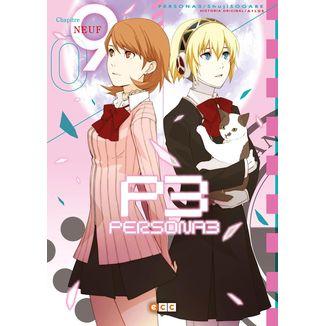 Persona 3 #09 (spanish) Manga Oficial ECC Ediciones