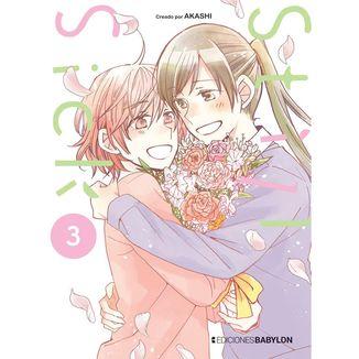 Still Sick #03 Manga Oficial Ediciones Babylon