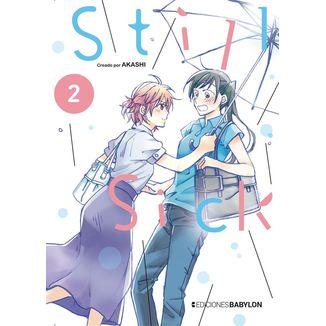 Still Sick #02 Manga Oficial Ediciones Babylon