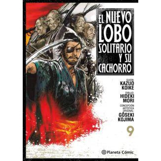El Nuevo Lobo Solitario y Su Cachorro #09 Manga Oficial Planeta Comic