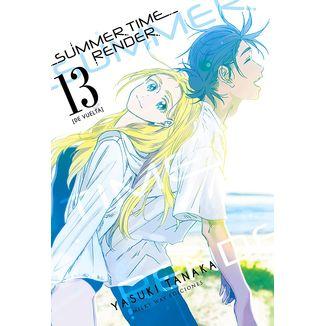 Summer Time Render #13 Manga Oficial Milky Way Ediciones (Spanish)