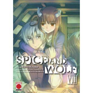 Spice And Wolf #07 Manga Oficial Panini Manga