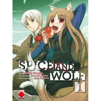 Spice And Wolf #01 Manga Oficial Panini (spanish)