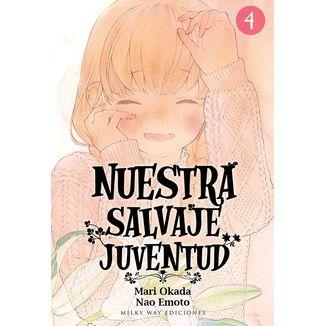 Nuestra Salvaje Juventud #04 Manga Oficial Milky Way Ediciones (spanish)
