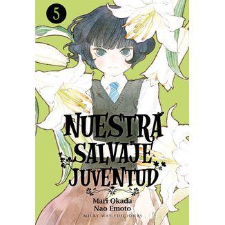 Nuestra Salvaje Juventud #05 Manga Oficial Milky Way Ediciones (spanish)