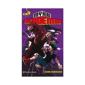 My Hero Academia #09 Manga Oficial Planeta Comic
