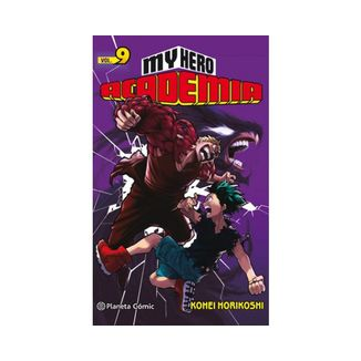 9# Manga My Hero Academia