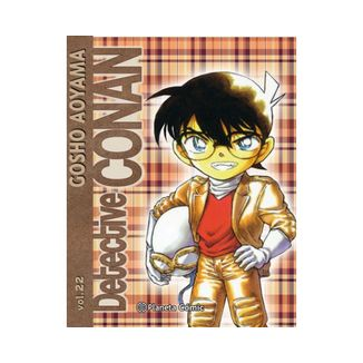 Detective Conan Ed. Kanzenban #22 Manga Oficial Planeta Comic (spanish)