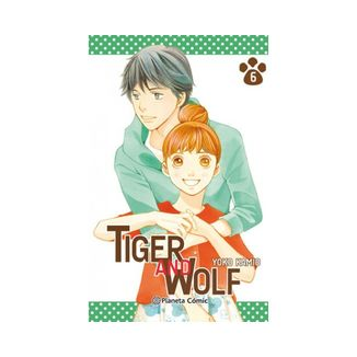 6# Tiger and Wolf