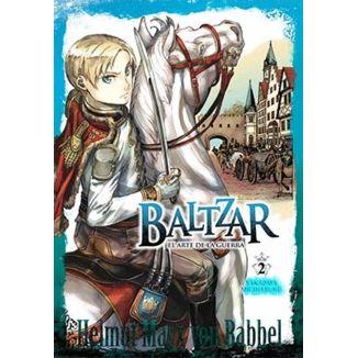 Baltzar el arte de la guerra #02 Manga Oficial Arechi Manga (Spanish)