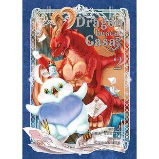 Dragon Busca Casa #02 Manga Oficial Editorial Hidra