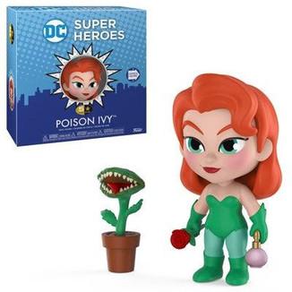 Figura Poison Ivy 5 Star DC Classics