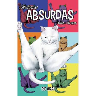 Historias Absurdas #01 Manga Oficial Fandogamia Editorial