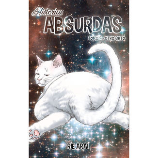 Historias Absurdas #02 Manga Oficial Fandogamia Editorial