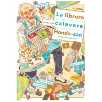 La librera calavera Honda san #01 Manga Oficial Fandogamia Editorial