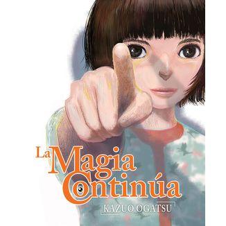 La Magia Continua Manga Oficial Editorial Hidra