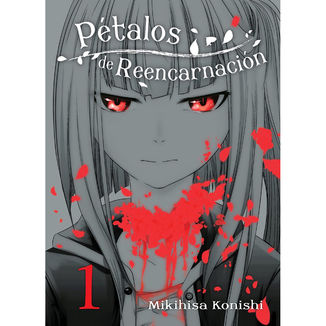 Petalos de Reencarnacion #01 Manga Oficial Editorial Hidra