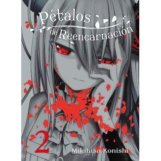 Petalos de Reencarnacion #02 Manga Oficial Editorial Hidra