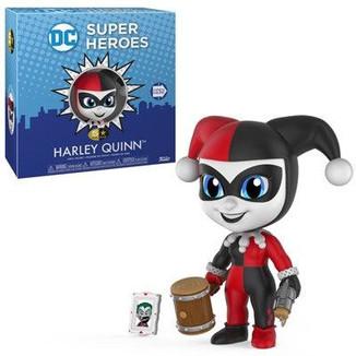 Figura Harley Quinn 5 Star DC Classics