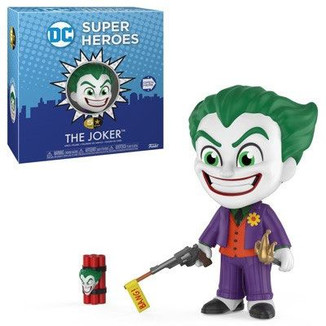 Figura The Joker 5 Star DC Classics