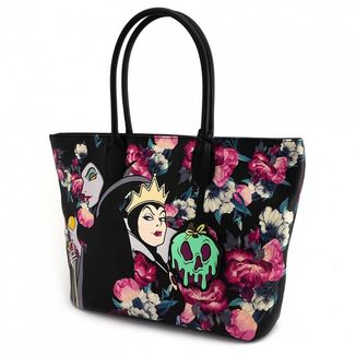 Bolso estampado Disney Villanas
