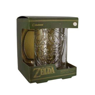 Jarra de Cristal Zelda Shield - The Legend of Zelda