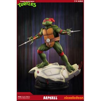 Estatua Raphael Tortugas Ninja