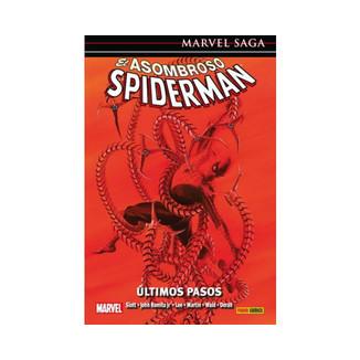 El Asombroso Spiderman 23: Últimos Pasos (Marvel Saga 51)
