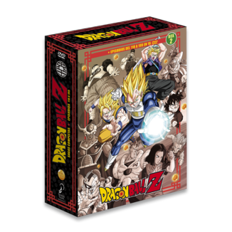 Box 2 DVD Dragon Ball Z