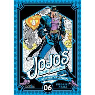 Jojo's Bizarre Adventure Stardust Crusaders #06