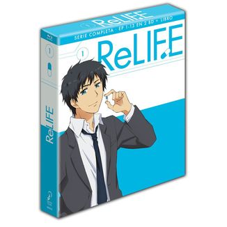 Complete Series Re-Life Bluray