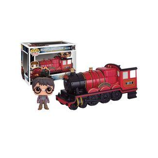 Fuko POP! Harry Potter Hogwarts Express Engine & Harry