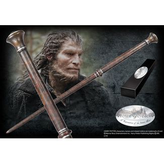 Fenrir Grayback's Wand - Official Harry Potter Replica