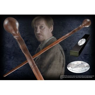 Varita Remus Lupin - Réplica Oficial Harry Potter