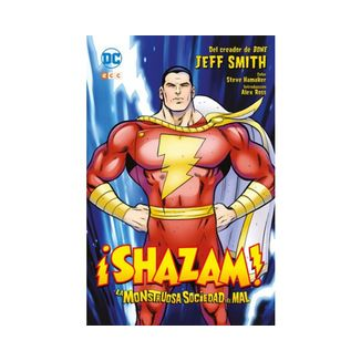 Comic Shazam! The Monster Society of Evil núms. 1-4 USA