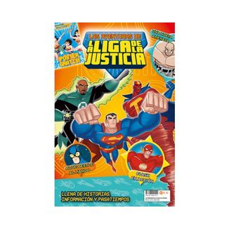 Comic Justice League Unlimited Magazine núm. 06 USA