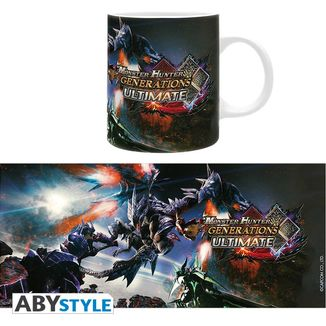 Monster Hunter Mug Generations Ultimate