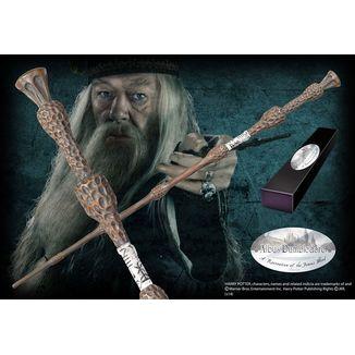 Varita Albus Dumbledore - Replica Oficial Harry Potter