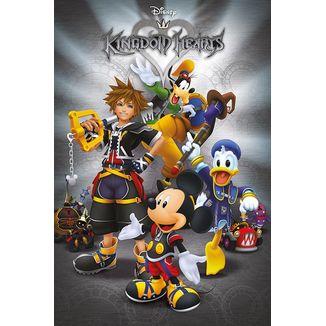 Kingdom Hearts Classic Poster