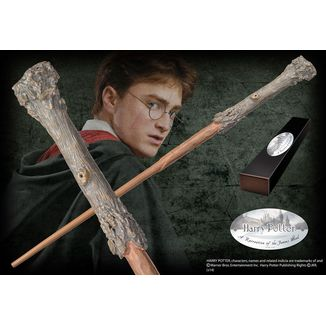 Varita Harry Potter - Replica Oficial Harry Potter