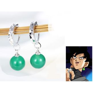 Pendientes Pothala Dragon Ball Color Verde
