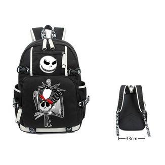 Jack Skelleton backpack