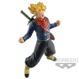 Future Trunks Figure Dragon Ball Z BWFC 2017